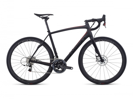 S-Works Roubaix SL4 Red Disc