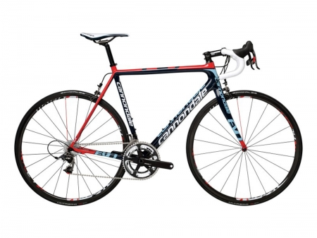 Cannondale SuperSix Evo Red Racing